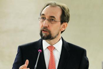 Zeid Al Hussein. Foto: ONU/Pierre Albouy