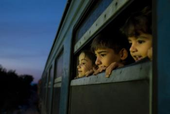 Foto: Unicef/Ashley Gilbertson VII
