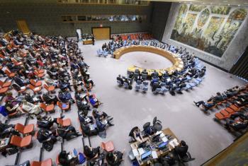 Conselho de Segurança se reúne para discutir situação no Oriente Médio. Foto: ONU/Manuel Elias