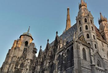 Centro histórico de Viena. Foto: CC por 2.0, Miguel Mendez de Malahide, Irlanda