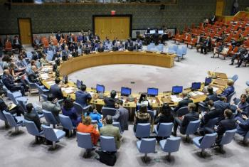 Encontro no Conselho de Segurança sobre o Burundi. Foto: ONU/Manuel Elias