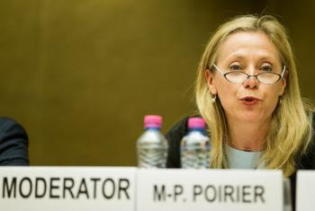 Marie-Pierre Poirier. Foto: Unece/Pierre Albouy