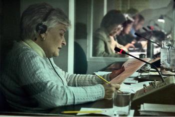 A ONU proporciona aulas de idiomas a cerca de 10 mil pessoas.