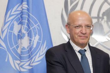 Ministro dos Negócios Estrangeiros de Portugal, Augusto Santos Silva. Foto: ONU/Rick Bajornas