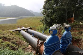 Projeto deve fornecer água para até 1,5 milhão de pessoas. Foto: Banco Mundial.