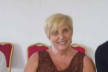 Janet Murdock. Foto: ONU News