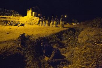 Ação internacional combate casos de crimes, drogas, posse de armas e gangues. Foto: Unmiss.