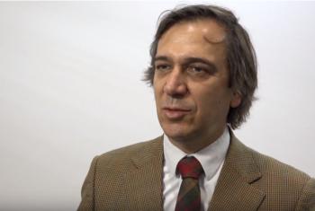 João Breda é chefe do Escritório da OMS para doenças crônicas não transmissíveis. Foto: Reprodução vídeo