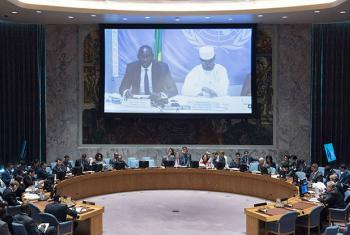 Apenas 35% do plano de resposta humanitária para o Mali foi recebido até o momento. Foto: ONU / Kim Haughton