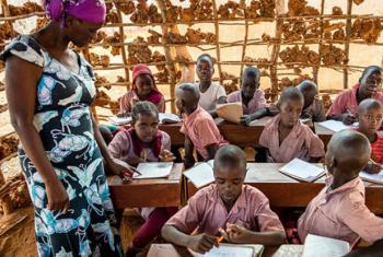Dia Mundial dos Professores. Foto: Unesco