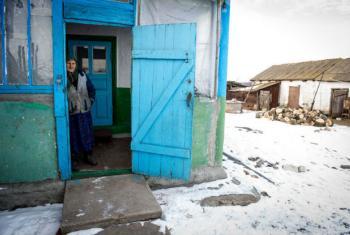 Foto: OIM/ONU/Volodymyr Shuvayev