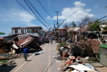 América Latina e Caribe sofrem cada vez mais com desastres naturais que prejudicam sobretudo a população pobre. Foto: Banco Mundial