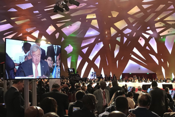 "Para Guterres, nova fase da parceria deve reconhecer ""enorme potencial"" do continente africano. Foto: ONU."