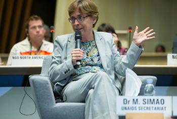 Mariângela Simão. Foto: Unaids