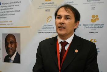 Miguel Griesbach de Pereira Franco. Imagem: Reprodução vídeo