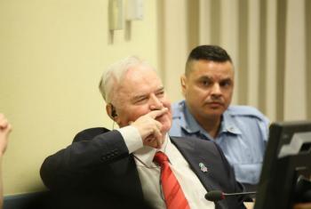 O ex-comandante sérvio-bósnio, Ratko Mladic. Foto: TPI