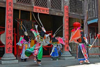 A China lidera os mercados de origem de visitantes e registou um aumento de 19% nos primeiros dez meses de 2017.Foto: Banco Mundial/You Ji