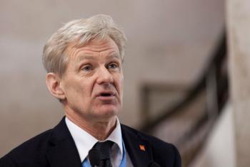Jan Egeland. Foto: ONU/Anne-Laure Lechat