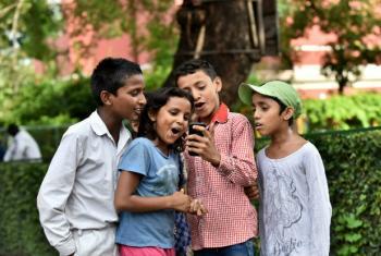 Foto: Unicef/Ashutosh Sharma