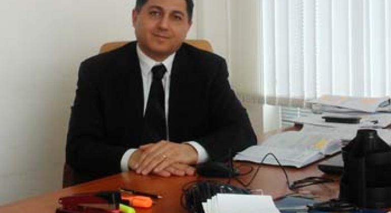 Армен Арутюнян/Фото ООН