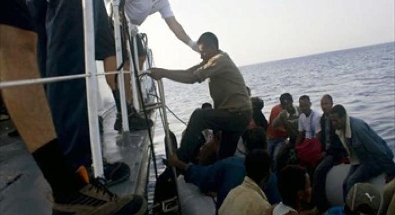 Мигранты. Фото ООН