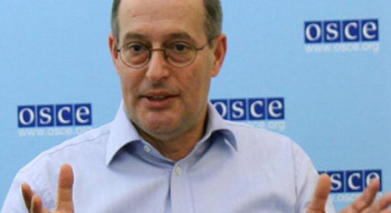 Миклош Харасти/Фото ООН