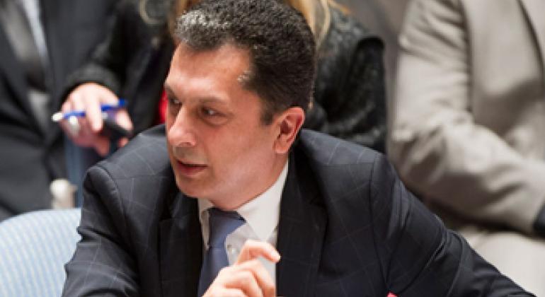 Мовсес Абелян. Фото ООН