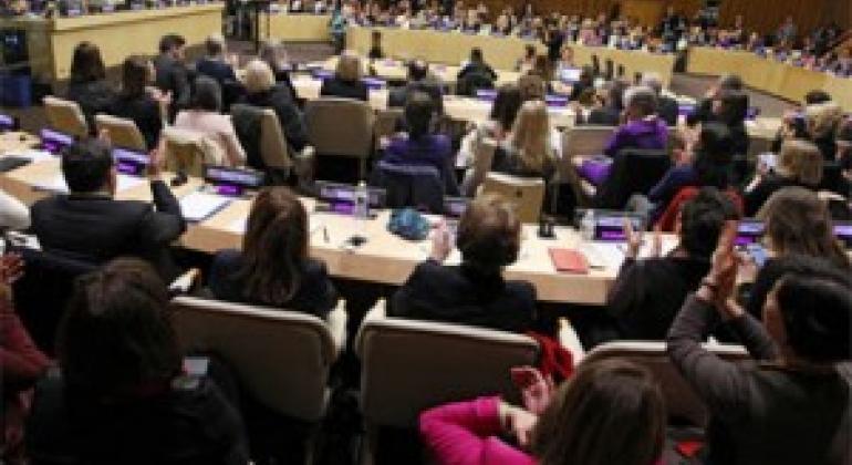 59-я сессия Комиссии ООН по положению женщин