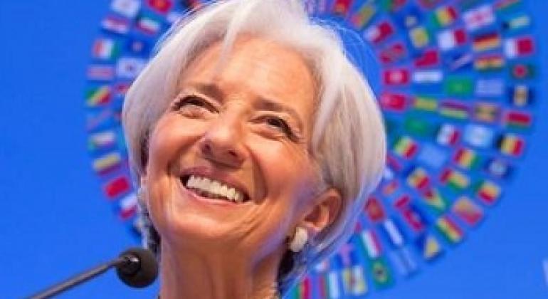 Фото МВФ