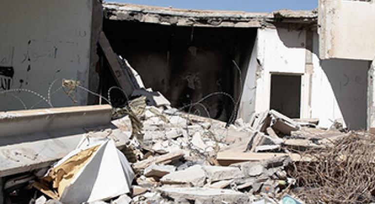 Ливия. Фото ООН.
