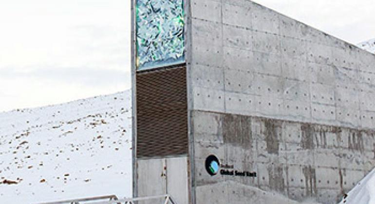 Свальбардский арктический международный генный банк