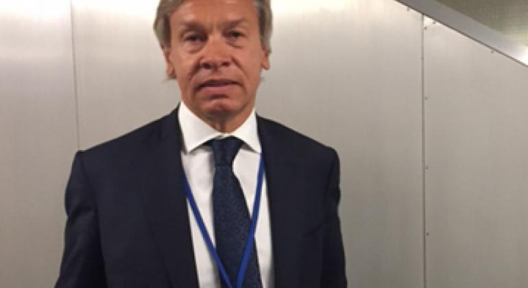Алексей Пушков. Фото ООН