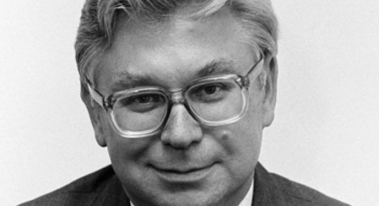 Постпред СССР при ООН Александр Белоногов, 1986-90 годы.