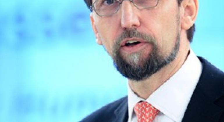 Верховный комиссар ООН по правам человека Зейд Раад аль Хусейн. Фото ООН