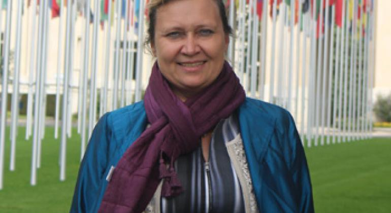 Ольга Мокрова. Фото из личного архива