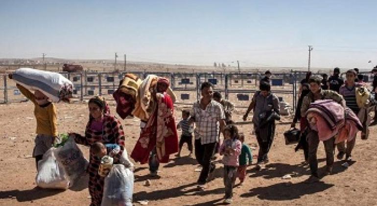 Сирия. Фото ООН