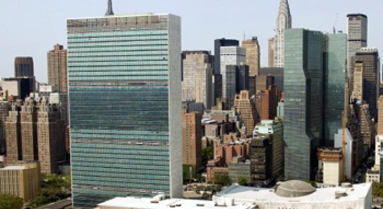 Штаб-квартира ООН. Фото ООН