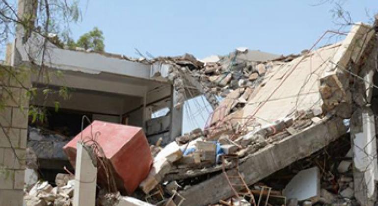 Конфликт в Йемене. Фото ООН