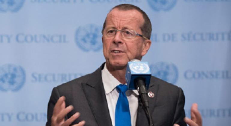 Мартин Коблер. Фото ООН