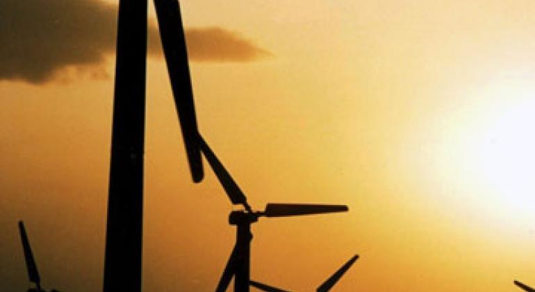 Возобновляемые источники энергии. Фото ЮНЕП