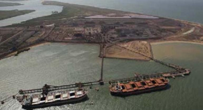 Добыча железной руды. Фото ЮНКТАД
