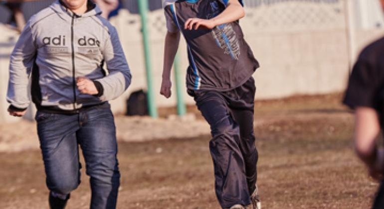 Подростки. Фото ЮНИСЕФ