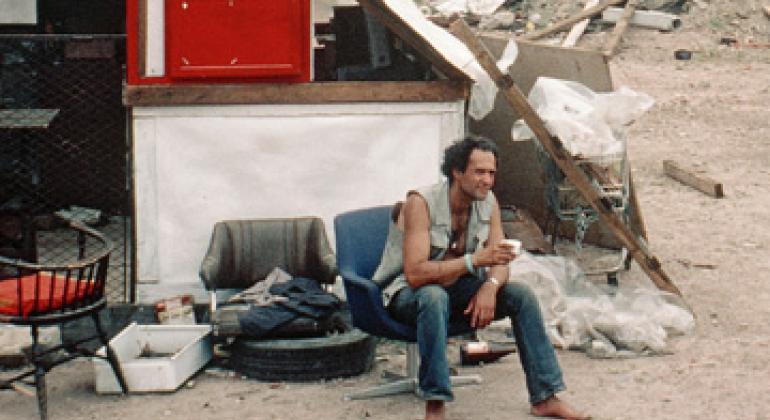 Бездомные. Фото ООН