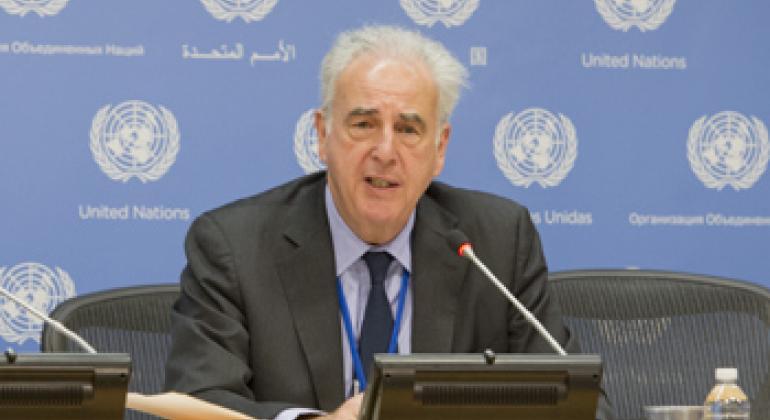 Мишель Казачкин. Фото ООН