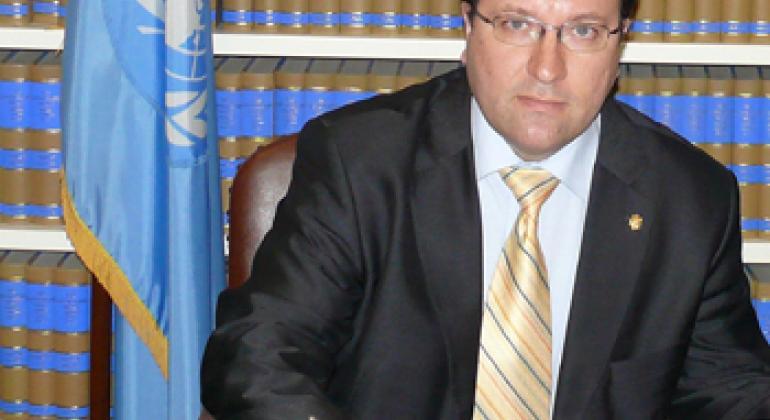 Влад Лупан. Фото ООН