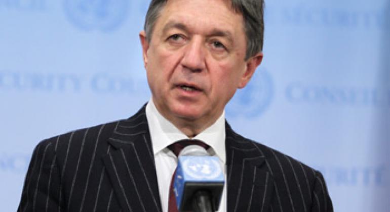 Юрий Сергеев. Фото ООН