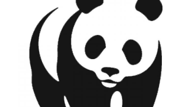 Панда. Логотип Всемирного фонда дикой природы