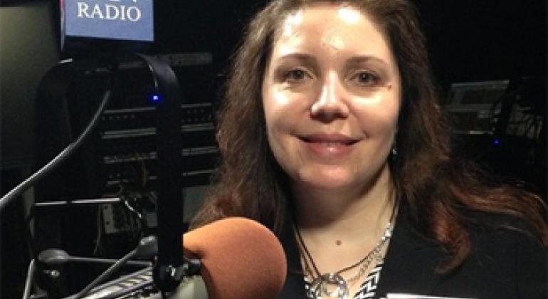 Лидия Заблоцкая. Фото Радио ООН
