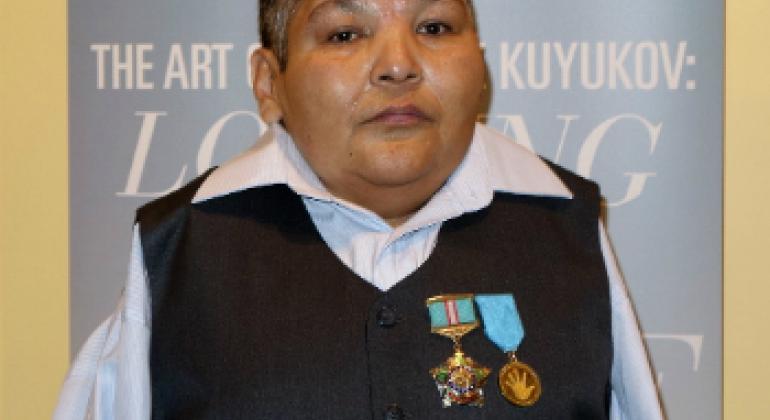 Карипбек Куюков. Фото ООН