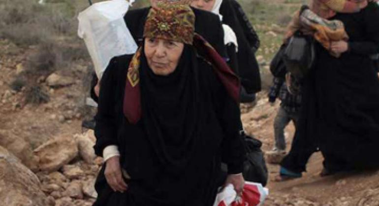 Женщины Сирии. Фото ООН